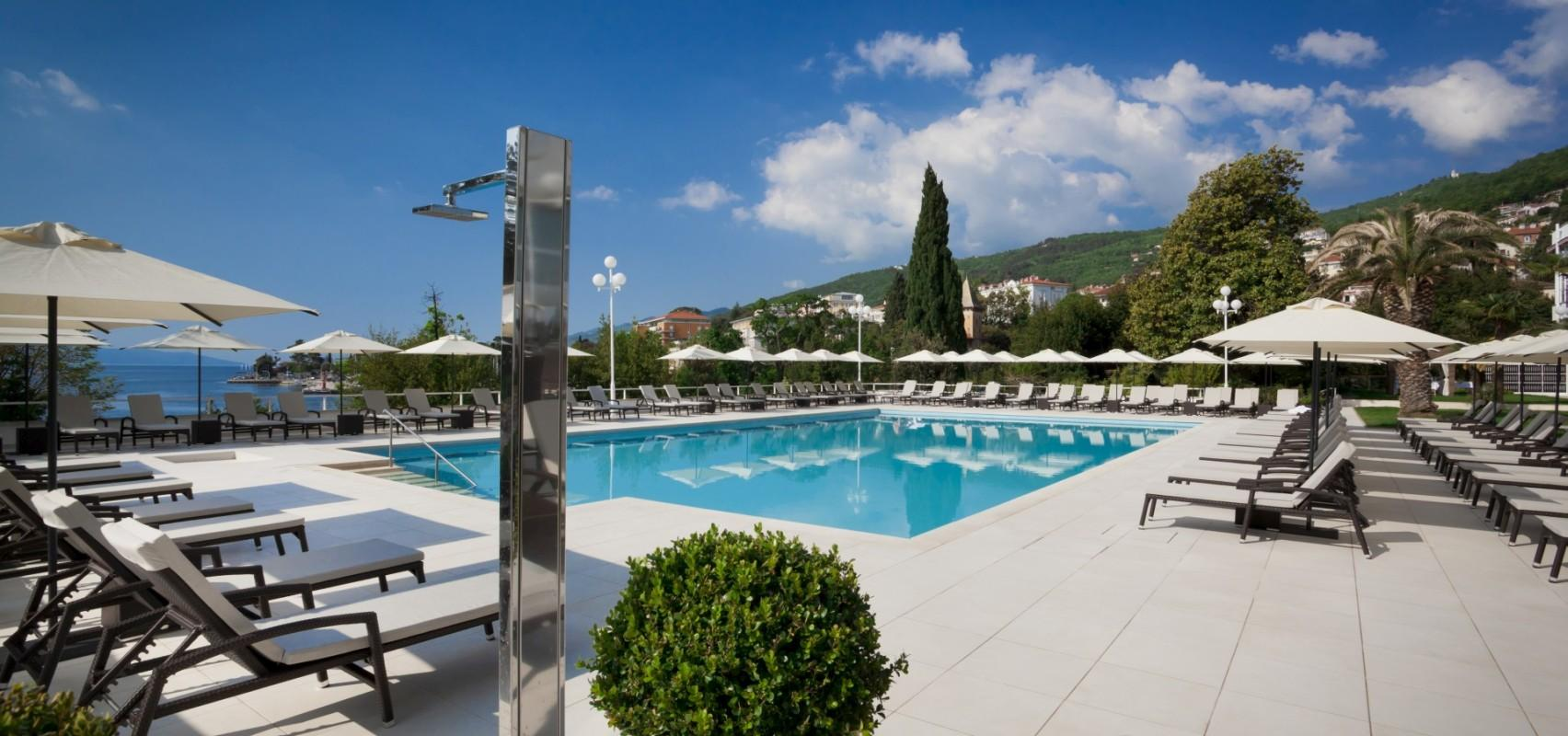 Remisens premium hotel ambassador opatija po itnice for Design hotel 5 sterne
